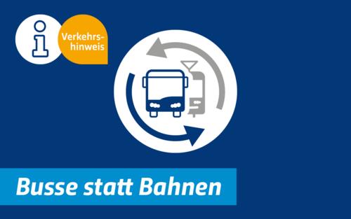 Grafik Busse statt Bahnen